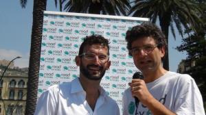 Lungomare di Napoli. Interviste a Carmine Attanasio, Raffaella Forgione e Manlio Converti