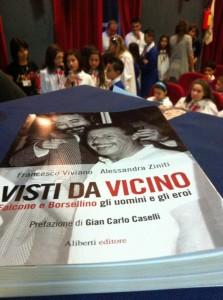 Giovanni Falcone e Paolo Borsellino, 'Visti da vicino', a Giugliano