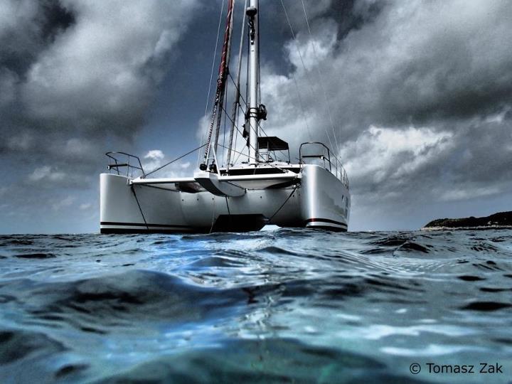 Traversata a vela dell'Oceano Atlantico