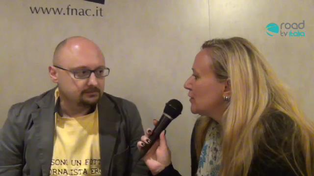 'Non sono un fottuto giornalista eroe' - incontro con Antonio Di Costanzo