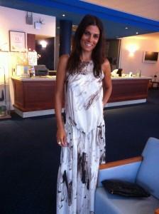 Valeria Solarino posa per Lady in the City_Vasto Film Festival 2012