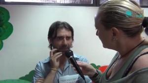 Il Casalese: dibattito a Pianura - Intervista a Arnaldo Capezzuto