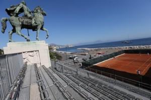 La Coppa Davis torna a Napoli