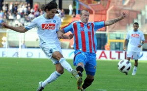 Catania Napoli 0-0