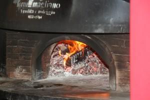 De Magistris al Napoli Pizza Village