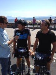 Da Reggio Emilia a Napoli in bici