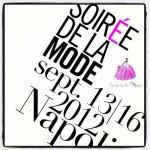 Soirée de la Mode a Napoli: intervista a Frédérique D'Abbronzo