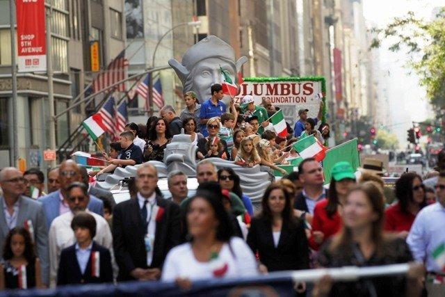 NEWS NYC. Il Columbus Day e la comunità Italo Americana