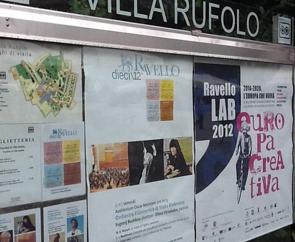 Speciale Ravello Lab 2012. L'incontro con i protagonisti del forum.
