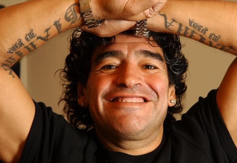 "Napoli, seduta pomeridiana senza i nazionali. Intanto Maradona afferma: ""Non sono un evasore"""