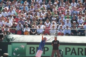 Coppa Davis: Interviste a Seppi e Fognini
