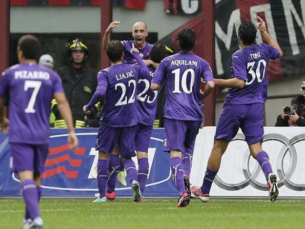 La Fiorentina stende l'Atalanta. I Viola vincono 4-1