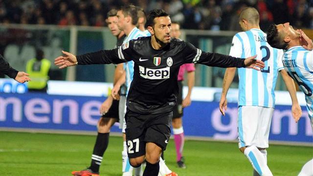 Juventus-caterpillar sul Pescara: è 1-6