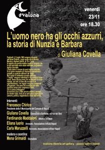Il massacro di Nunzia e Barbara in un libro-inchiesta della giornalista Giuliana Covella: venerdì 23, la presentazione ad Evaluna