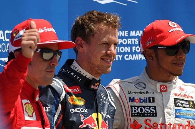 Formula Uno, GP USA vince Hamilton, Vettel secondo e Alonso terzo