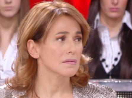 Barbara D'Urso nuovo testimonial della Lega Nord