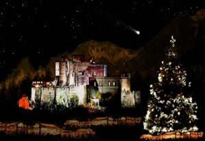 """Il Natale 2012 al Castello di Limatola: La mostra-mercatino """"Cadeaux al Castello"""""""