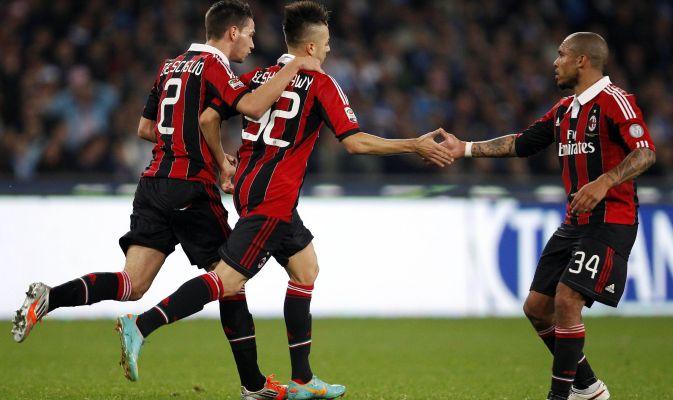 Il Napoli spreca un'occasione d'oro. 2-2 contro il Milan