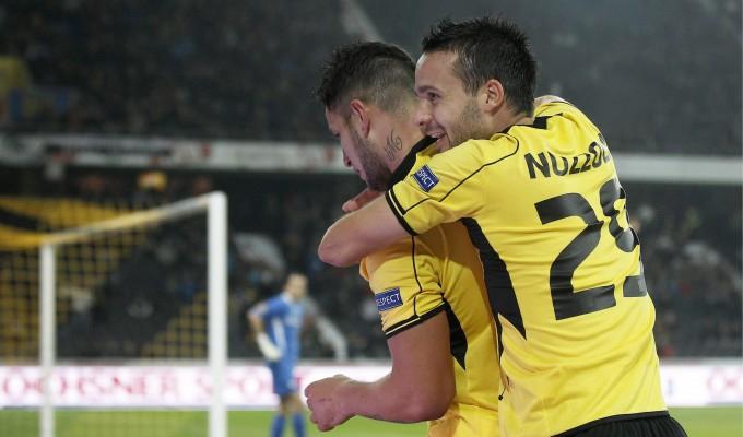 Europa league, cade l'Udinese con lo Young Boys, al Friuli finisce 2-3