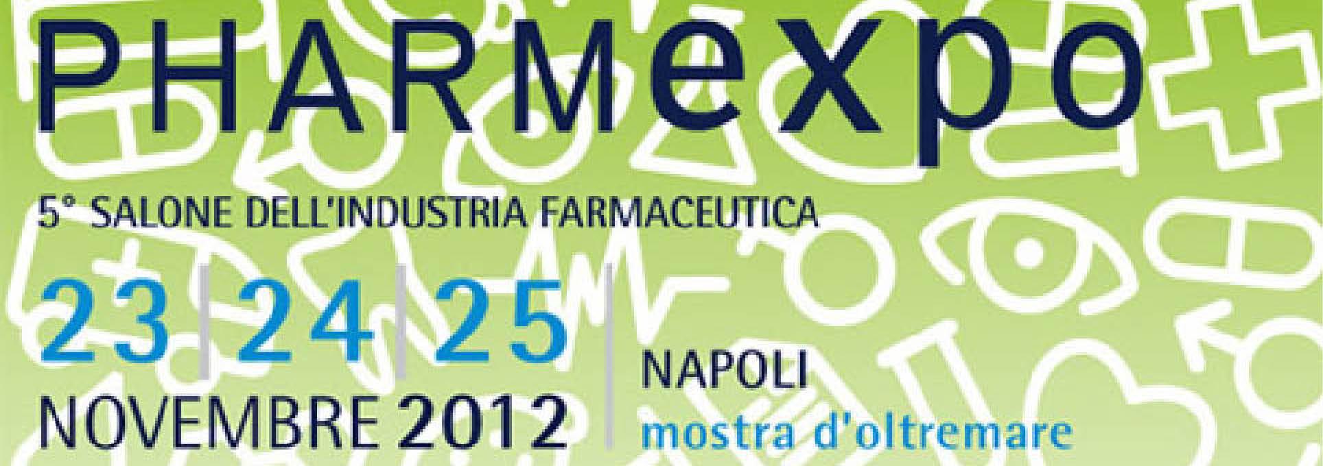 Pharmexpo 5° Salone dell'Industria Farmaceutica