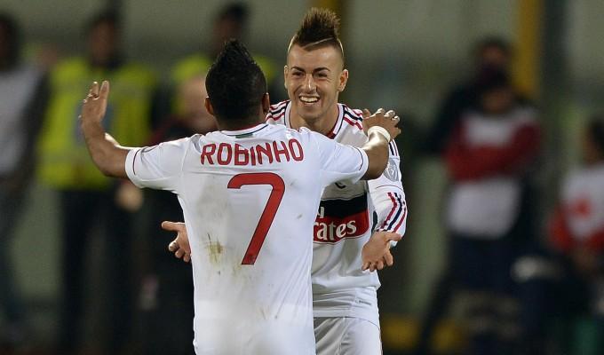 Catania-Milan 1-3: rossoneri nel segno del Faraone.