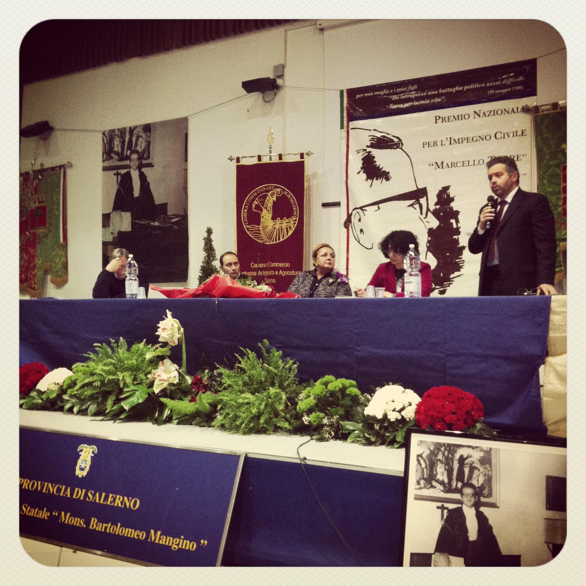 L'Etica e la Politica, nel ricordo di Marcello Torre