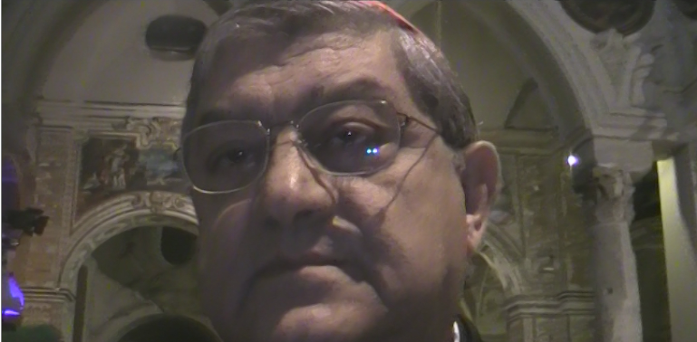 """""""Meno bigotti, piu' cittadini"""": il Cardinale Sepe e il Magistrato Cantone, dialogano con la città"""