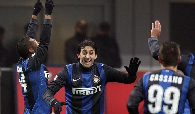 Il Napoli cade a San Siro e si allontana dalla capolista. Inter Napoli 2-1