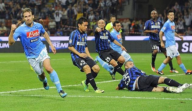 Inter-Napoli: Le formazioni ideali