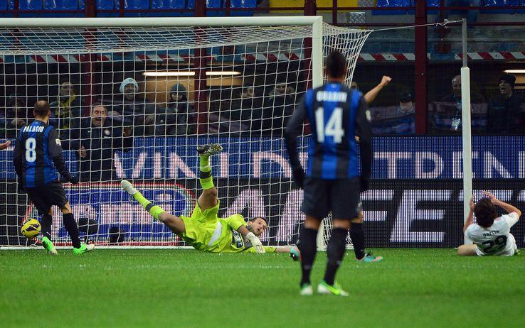 Inter Palermo 1-0, un autorete di Garcia regala i tre punti ai nerazzurri
