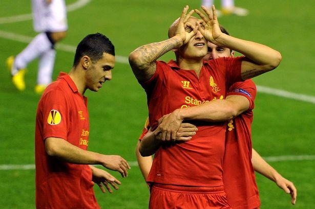 Udinese-Liverpool 0-1