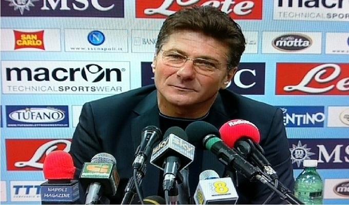 Napoli-Bologna, le dichiarazioni di Mazzarri nella conferenza stampa pre-partita