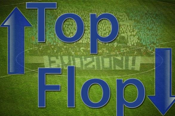 Napoli-Bologna: i top e i flop