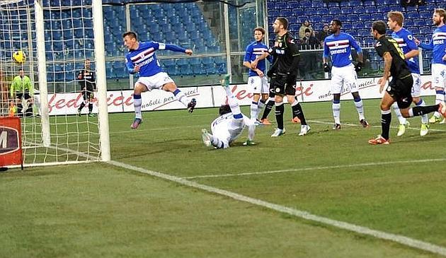 Sampdoria-Udinese 0-2, i friulani sbancano Marassi