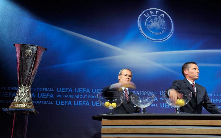Sorteggio Europa League: ecco i sedicesimi di finale della competizione europea