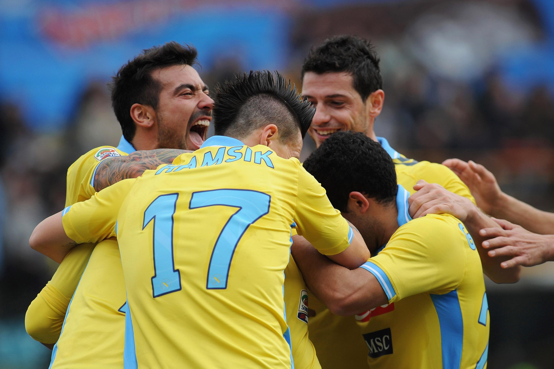 Il match clou è Parma - Napoli!