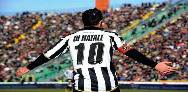 Crollo Inter, l'Udinese cala il tris con la doppietta Di Natale