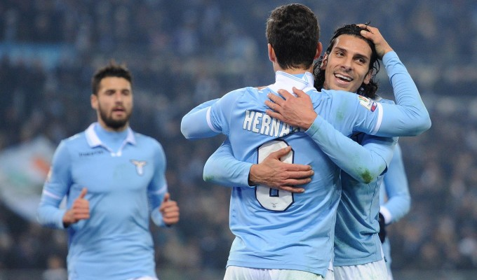 Semifinale bellissima, Lazio-Juventus 2-1: i biancocelesti vanno in finale.