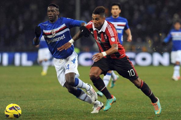 Sampdoria e Milan non si fanno male. A Marassi la partita finisce 0-0