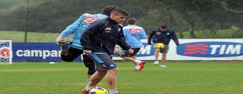 Calcio Napoli, polemica su Christian Maggio per il video in cui sostiene il sindaco leghista Cecchetto