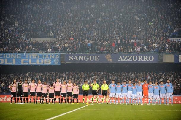 Napoli-Palermo, al San Paolo c'è il derby delle Due Sicilie