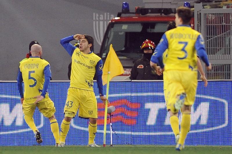 Lazio-Chievo 0-1: basta un gol di Paloschi per stendere una Lazio stanca
