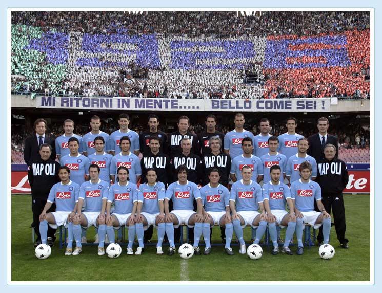 Amarcord: Napoli-Roma del 2005. Intervista a Romito.