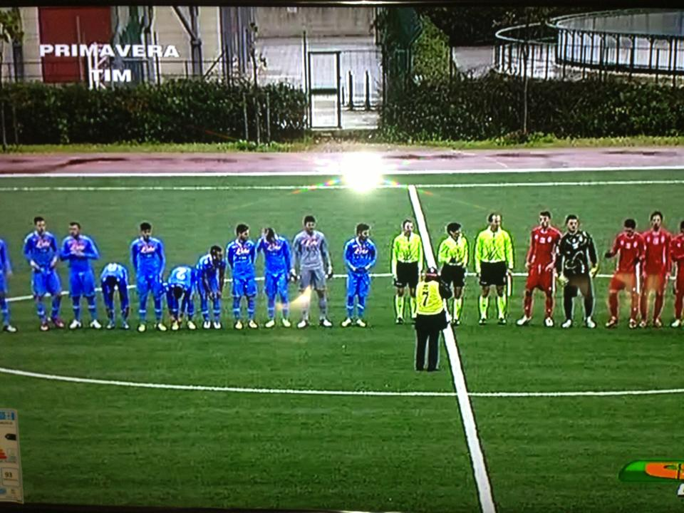 Campionato primavera, Napoli-Bari 1-0: segna Roberto Insigne. Azzurrini primi.