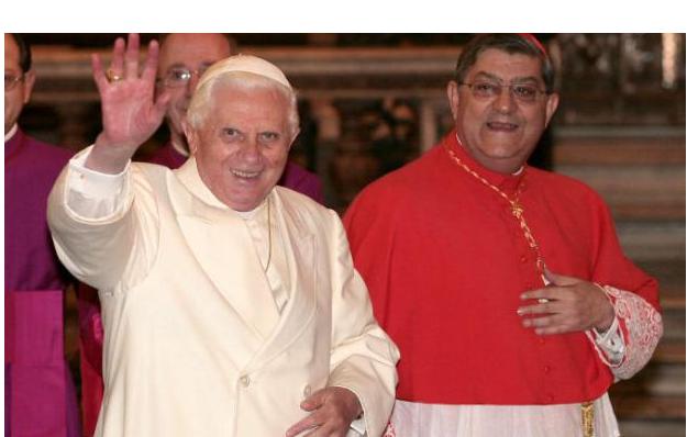 Dimissioni Papa, le dichiarazioni del Cardinale Sepe.