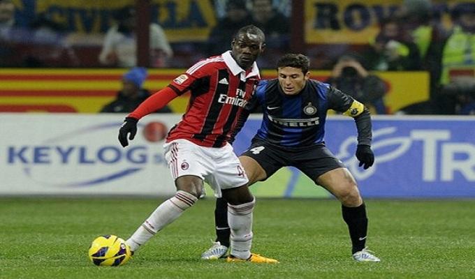 l'Inter cade all'inferno ma schelotto la rialza. Il derby di milano termina 1-1