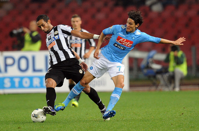 Verso Udinese - Napoli...