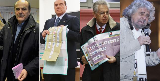 Proiezioni Elezioni 2013