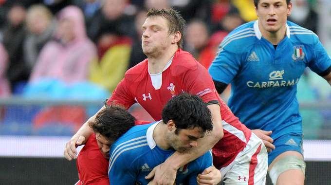 6 Nazioni: brutta Italia, vince il Galles. All'olimpico finisce 9-26