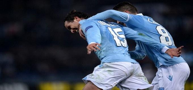 La Lazio vince 2-0 sul Borussia Monchen'bach e vola verso gli ottavi di finale
